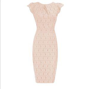 Kate Middleton style lace dress